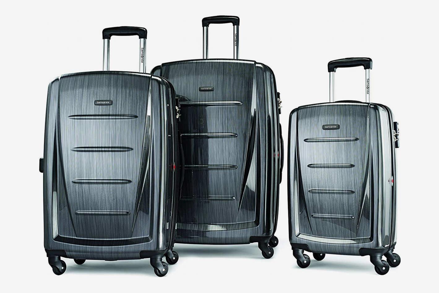 Samsonite Winfield 2 3-Piece Hardside Luggage Set