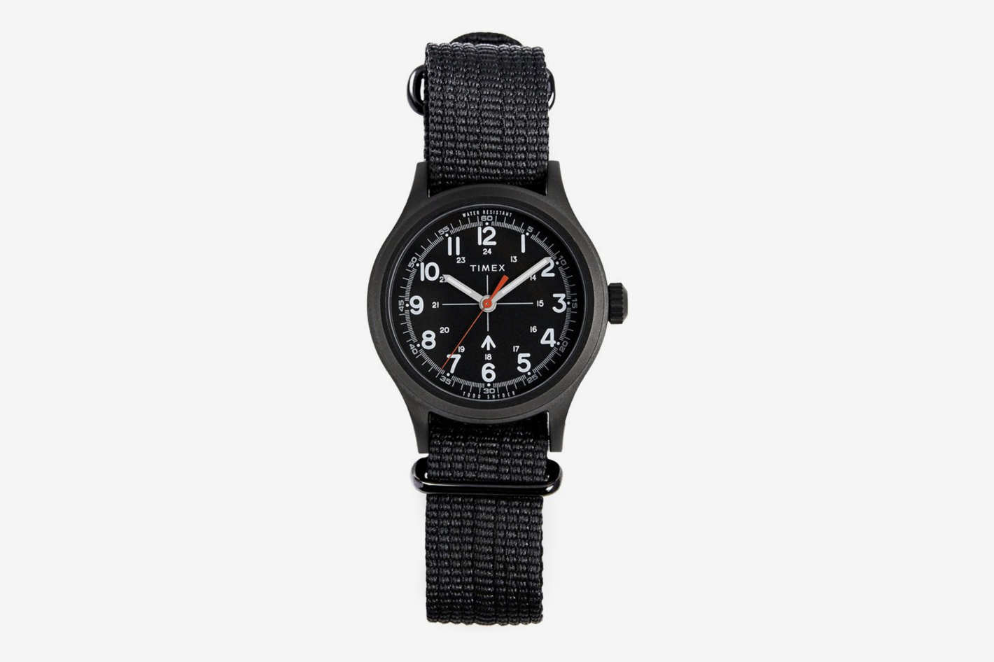 Timex Military Watch in Black