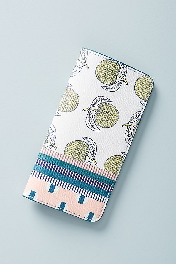 SUNO for Anthropologie Travel Wallet