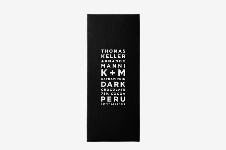 K+M Extra Virgin Dark Peru, 75%