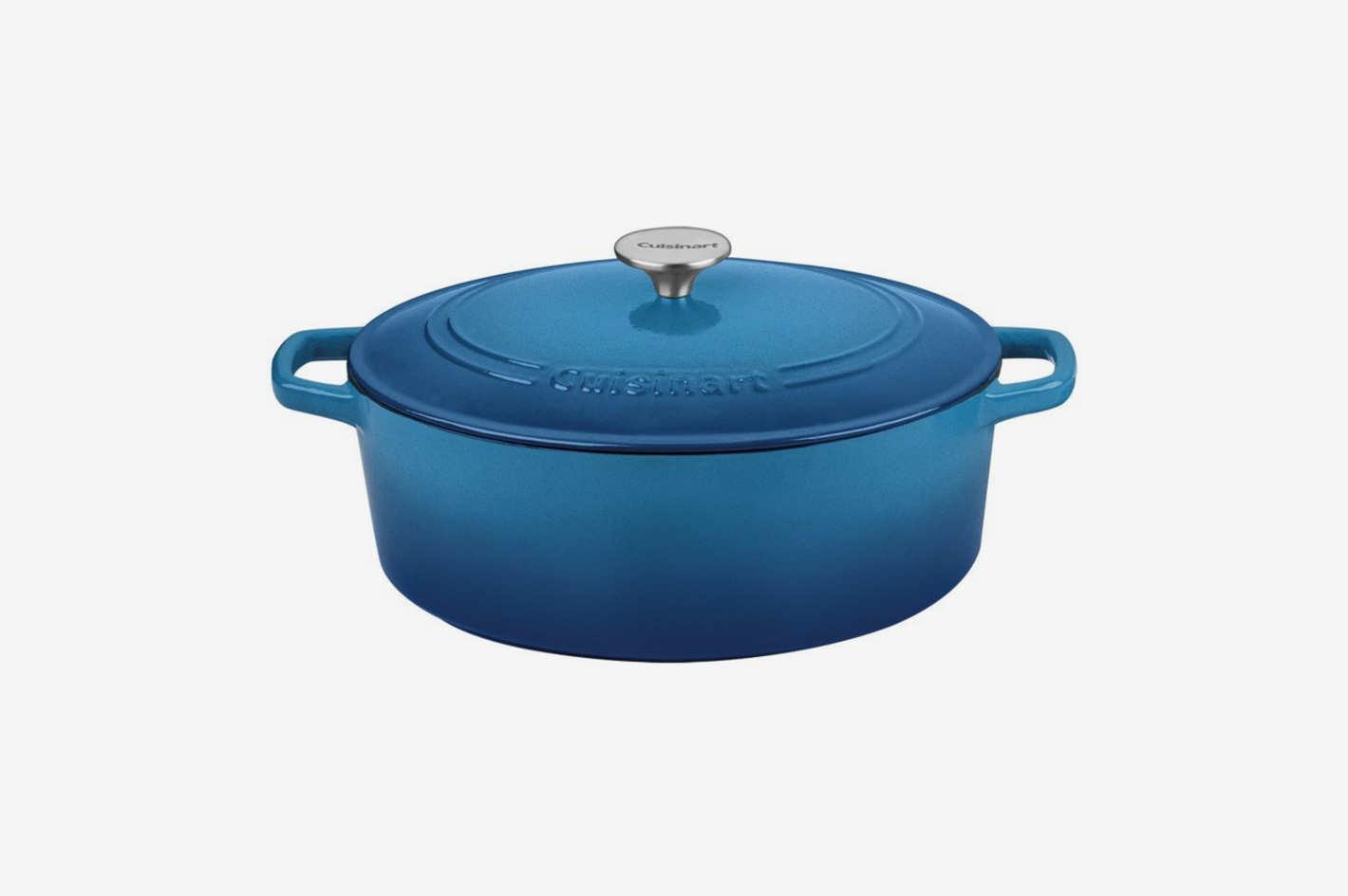 Cuisinart Casserole, Gradient Blue, 5.5-Qt.