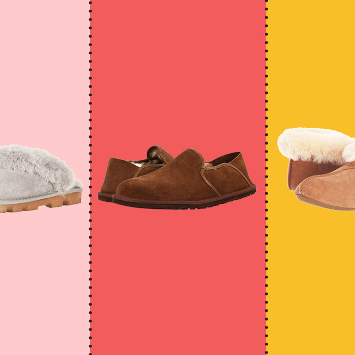 0231caebe568 Lots of Super-Warm Ugg Slippers for Men and Women Are Up to 50 Percent Off
