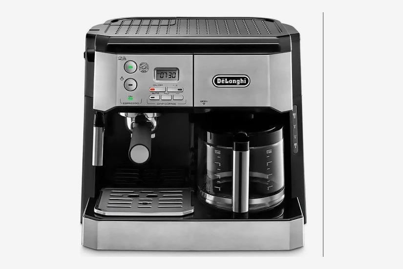 De'Longhi 10-Cup Drip Coffee Maker and Espresso Machine