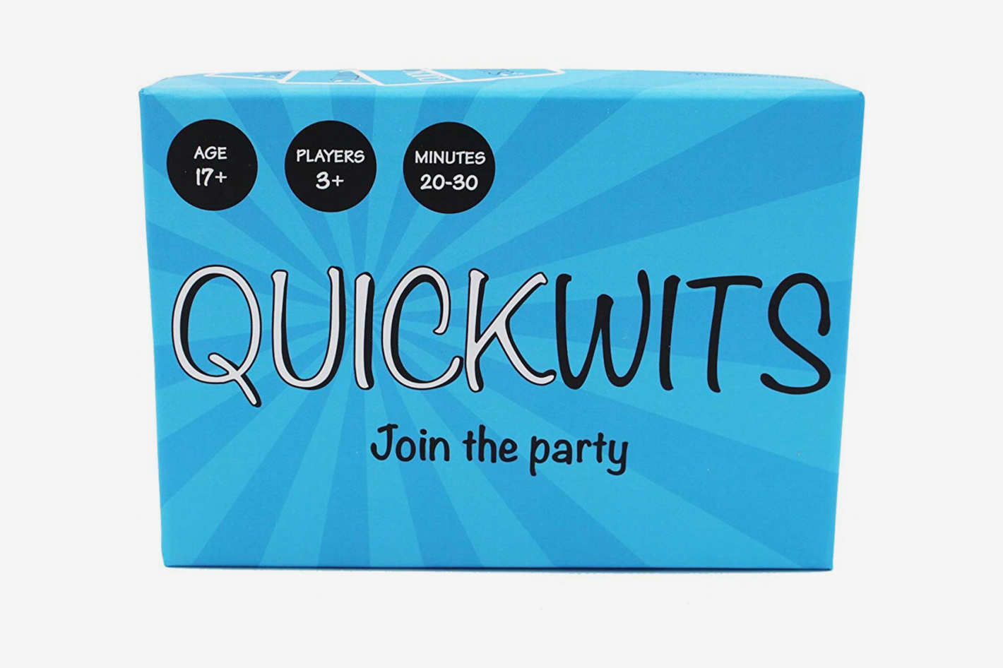 Quickwits Party Game