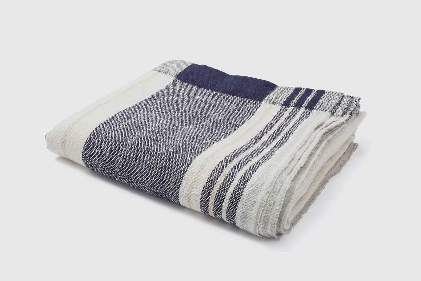 The Citizenry Peruvian Del Campo Alpaca Throw