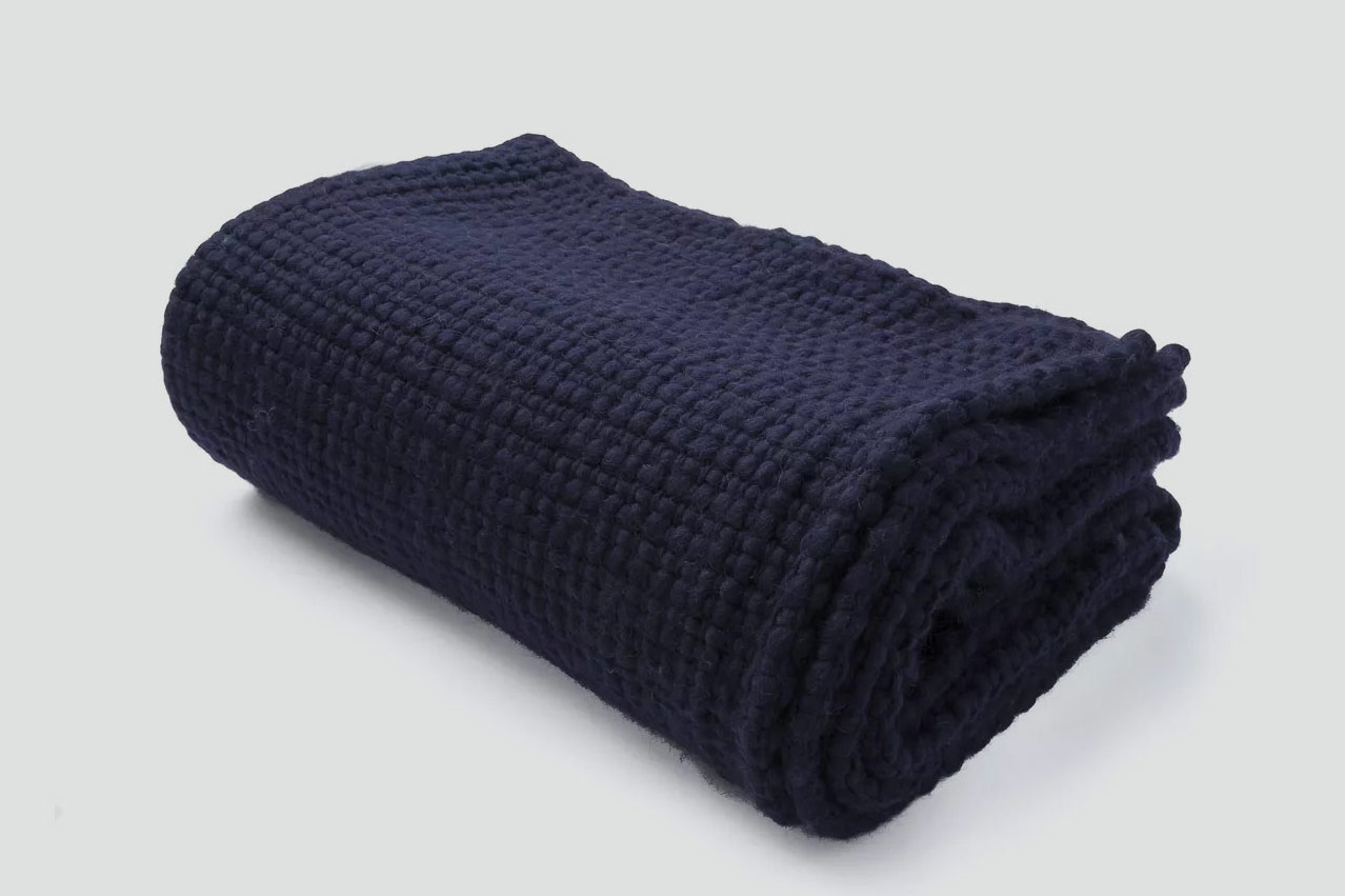 The Citizenry Peruvian Wool Abrazo Blanket