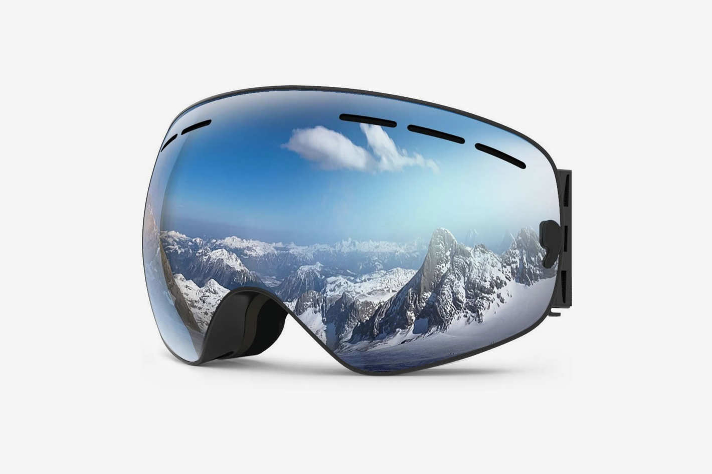 23a723da49a4 Zionor X Ski Snowboard Snow Goggles