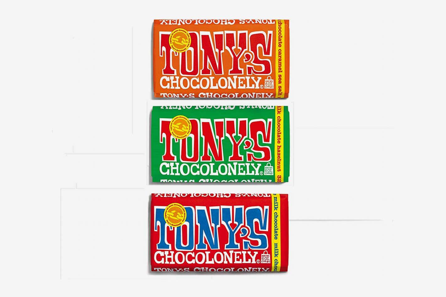 abe667a3705 Tony s Chocolonely Milk Chocolate Bundle