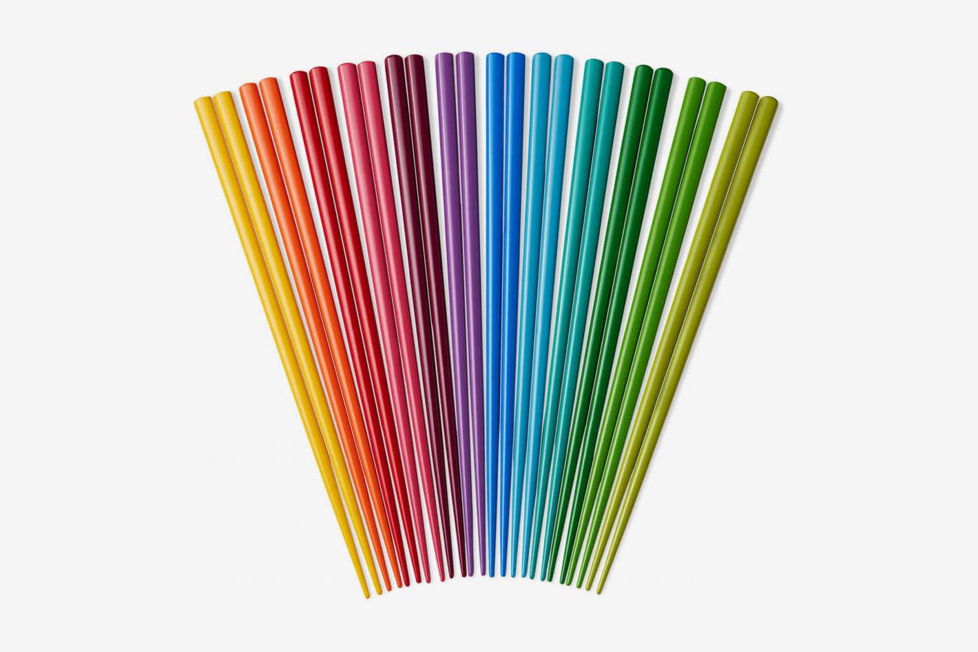MoMA Rainbow Chopsticks Set