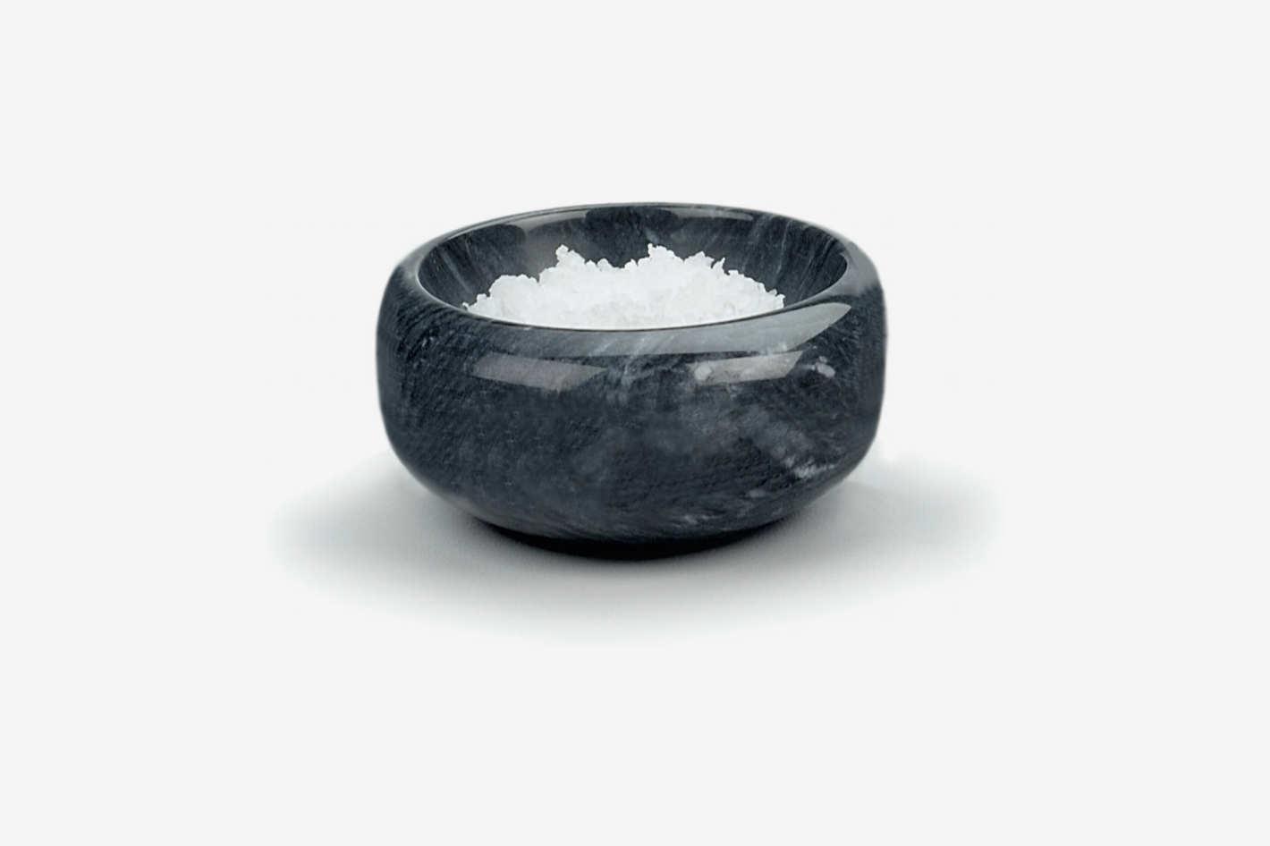 RSVP INTERNATIONAL Marble Herb & Salt Bowl