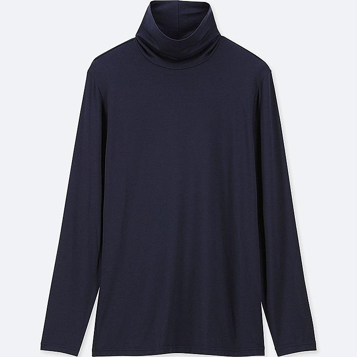 Uniqlo Heattech Turtleneck Long-Sleeve T-shirt