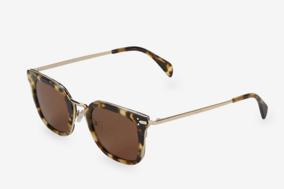 Céline 47MM Square Sunglasses