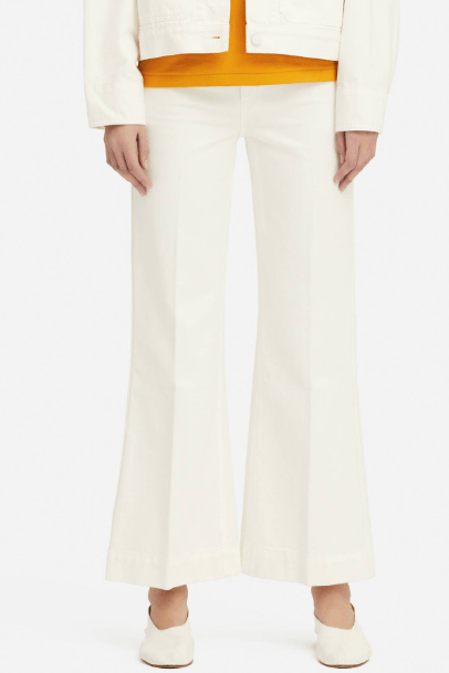 Uniqlo Women's U High-Rise Flare Jeans