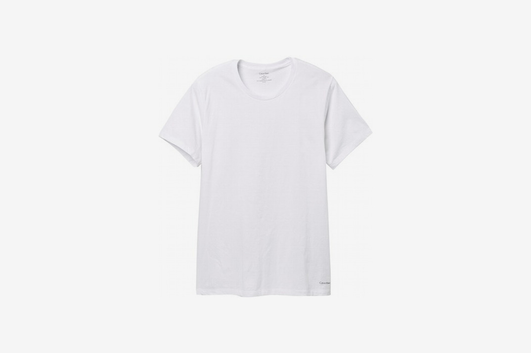 Calvin Klein Crew Neck Shirt - Pack of 4
