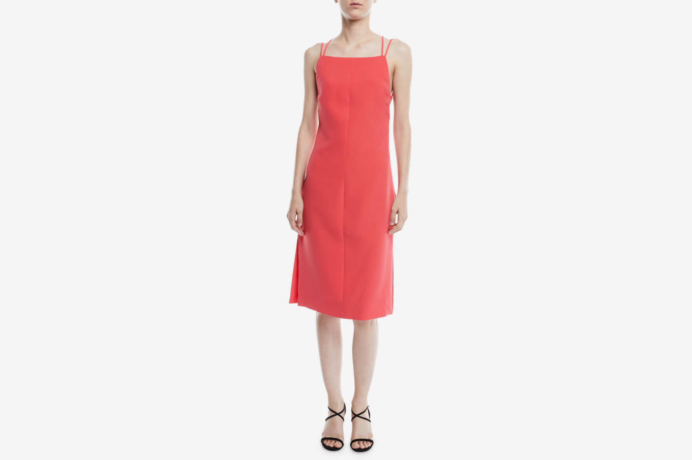 Rag & Bone Denton Strappy Low Back Dress