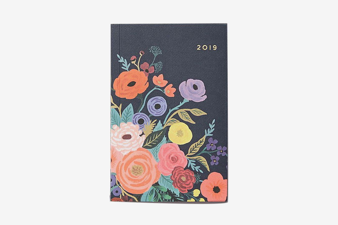 Rifle Paper Co. Juliet Rose 12-Month Planner