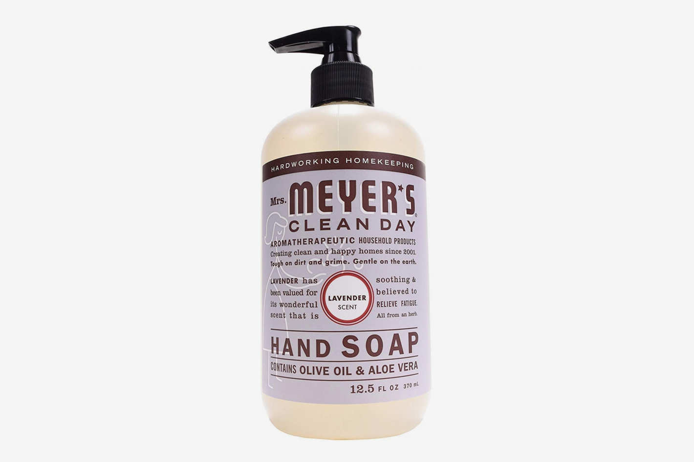4. Mrs. Meyer's Hand Soap Lavender (New entry)