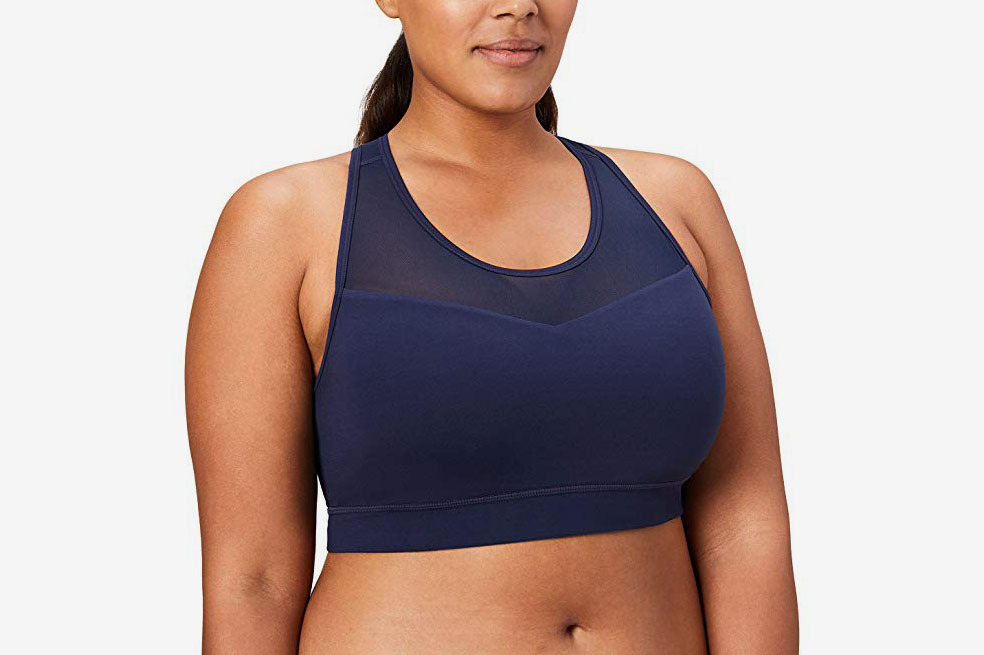 Core 10 Warrior Mesh Sports Bra