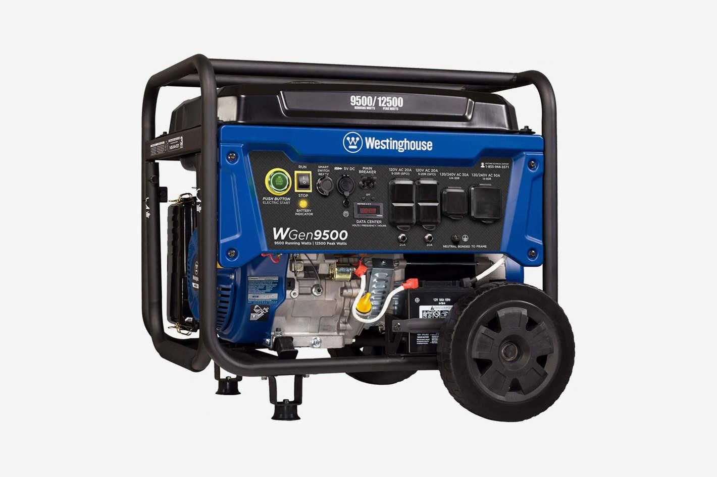 Westinghouse WGen9500 Portable Generator