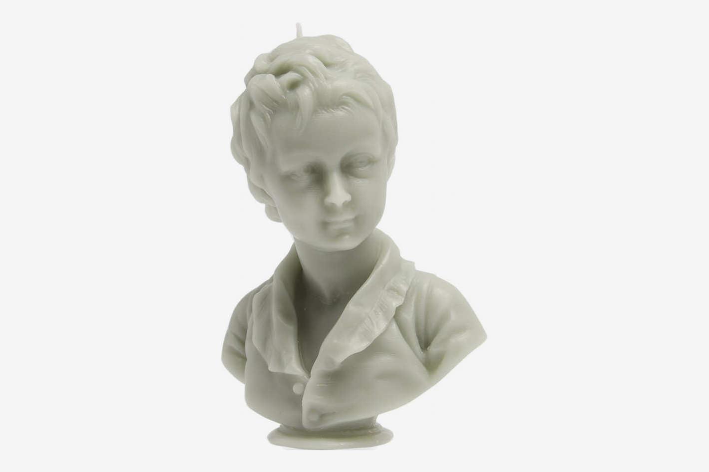 Cire Trudon Alexandre Bust Decorative Candle