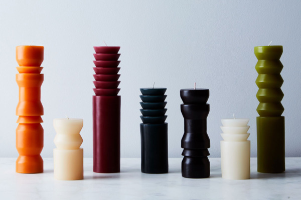 I Can't Stop Buying: Sculptural Candles