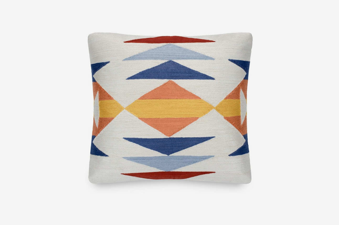 "Pendleton Trail Embroidered 20"" Dec Pillow"