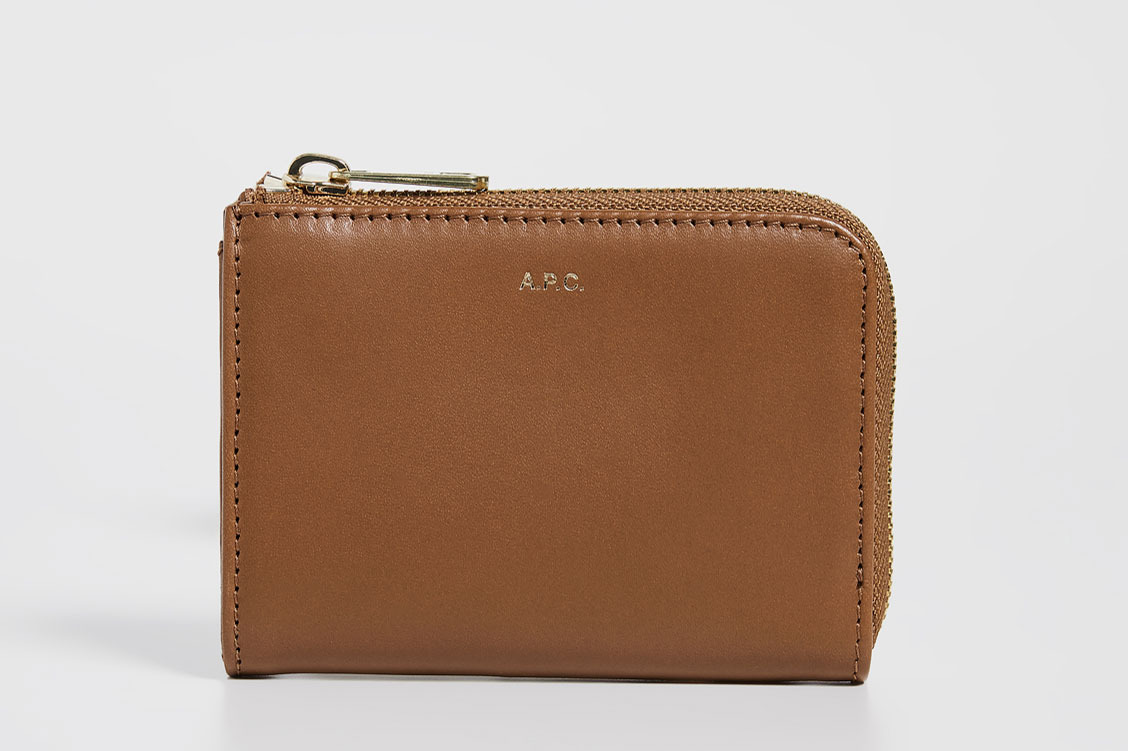 A.P.C. Compact Lise Wallet