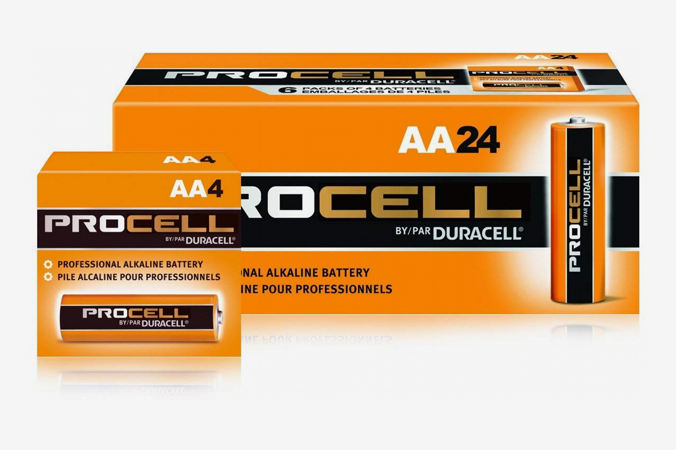 Duracell Procell AA (24-Pack)