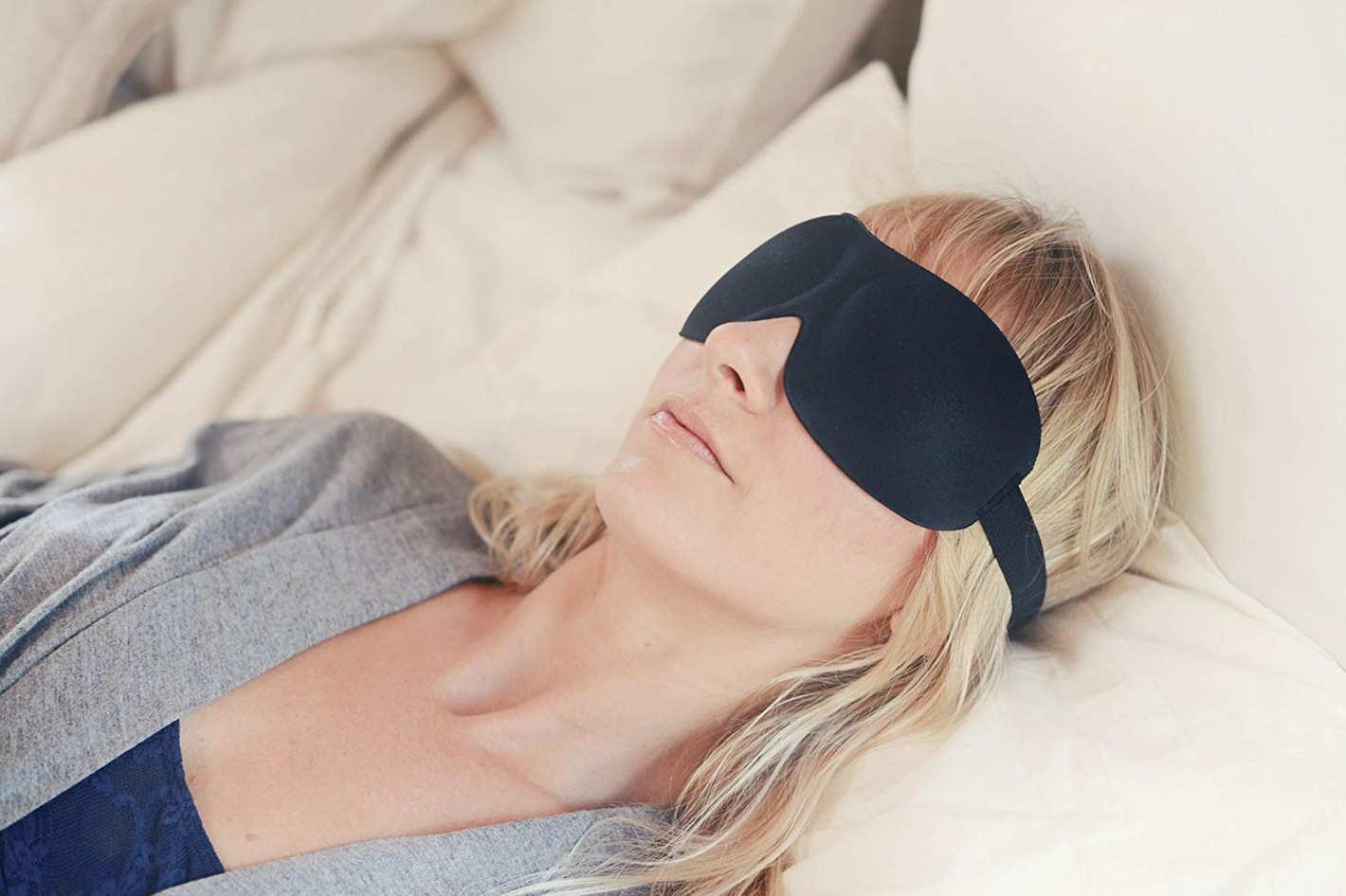 Nidra® Deep Rest Eye Mask
