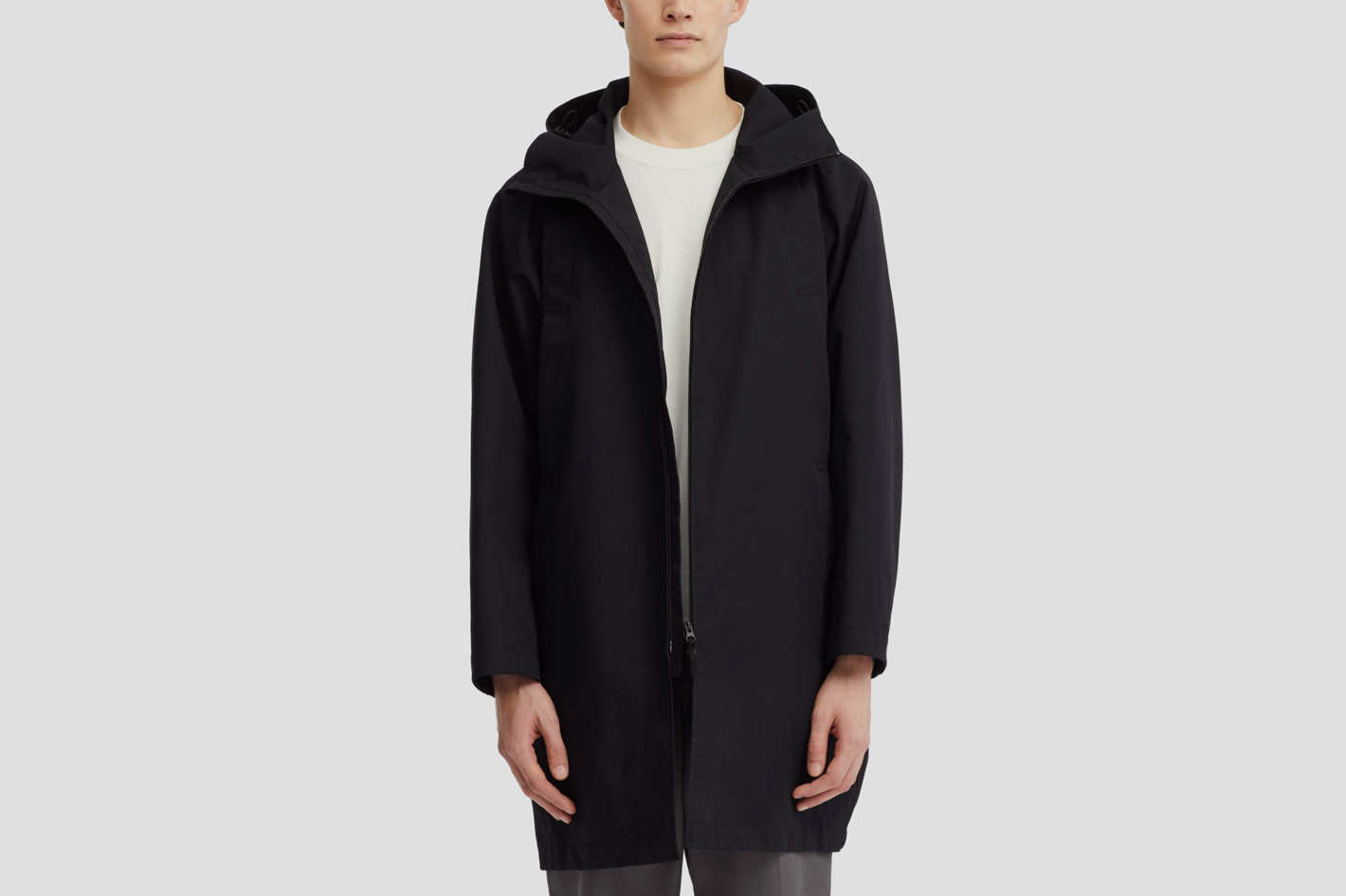 Men U Blocktech Coat
