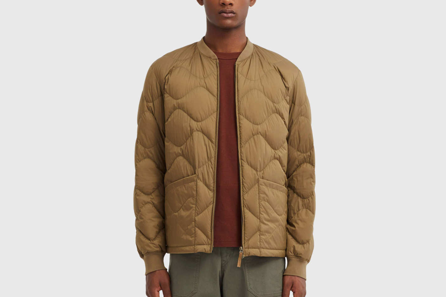 Men U Ultra Light Down Blouson
