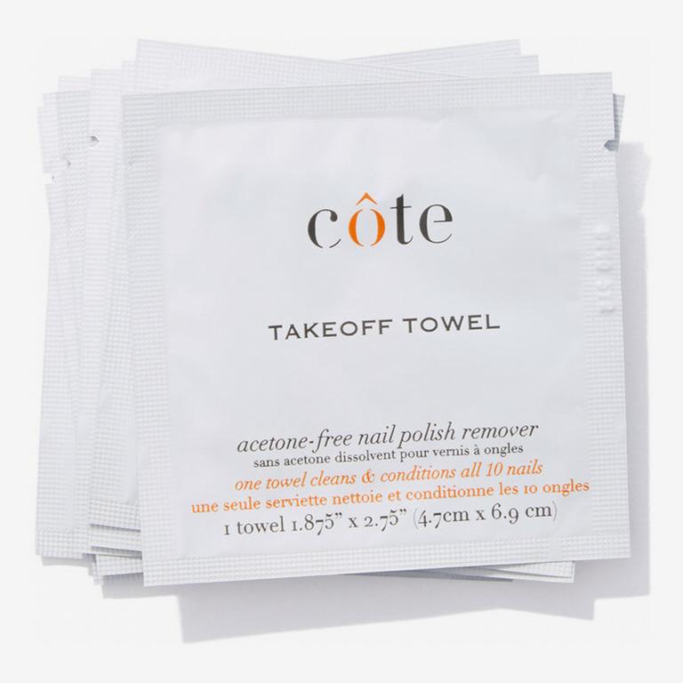 côte Takeoff Towels (Set of 8)