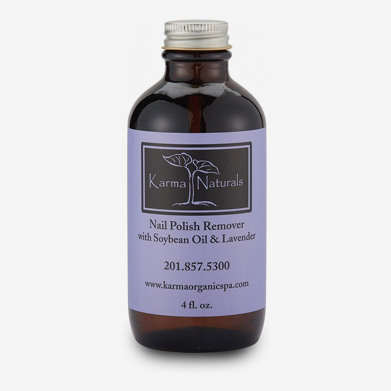 Karma Naturals Nail Polish Remover with Soybean Oil and Lavender