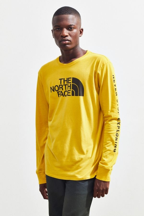The North Face Half Dome Long Sleeve Tee