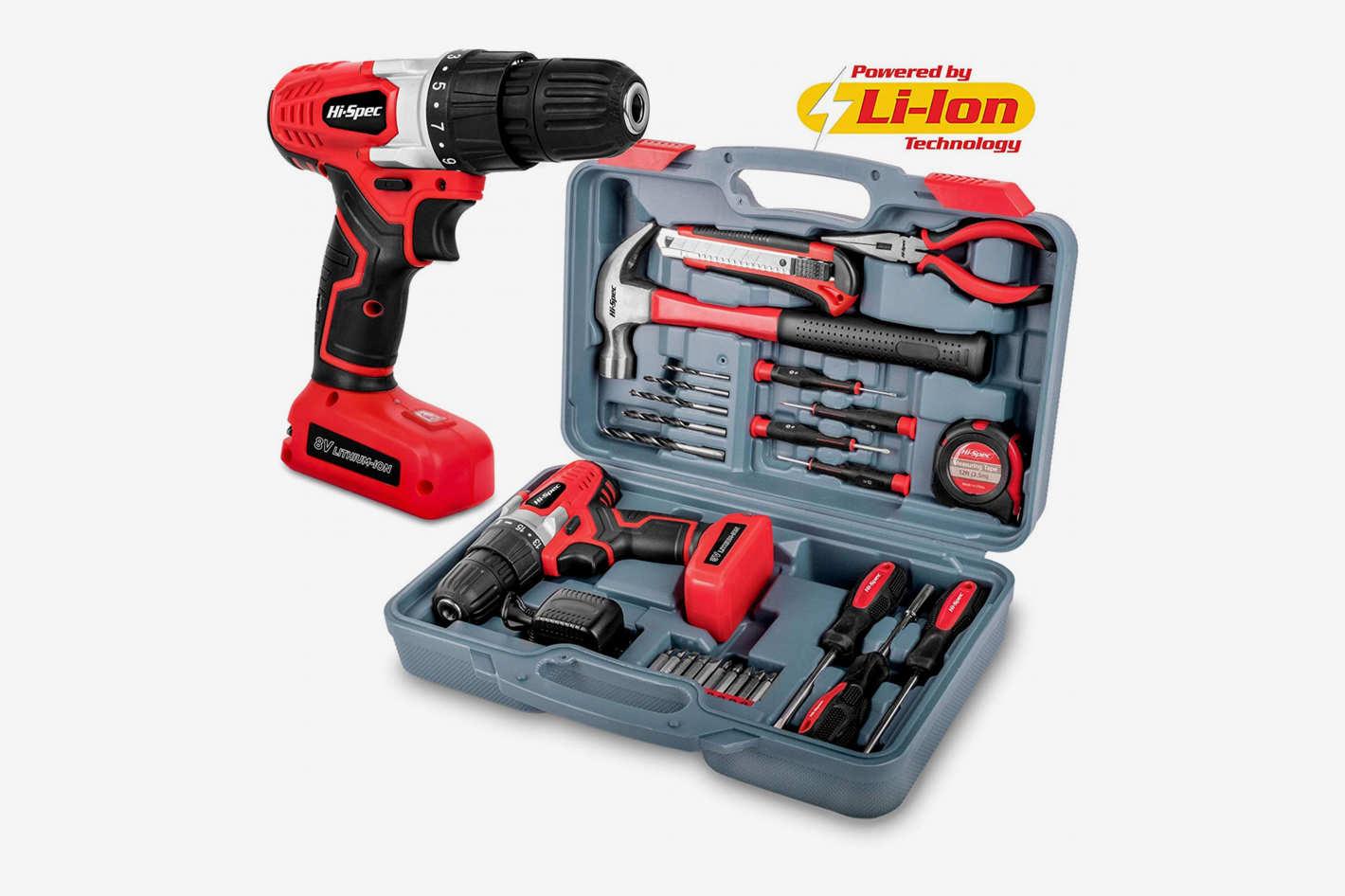 Hi-Spec Household Tool Kit Including, 26-Piece