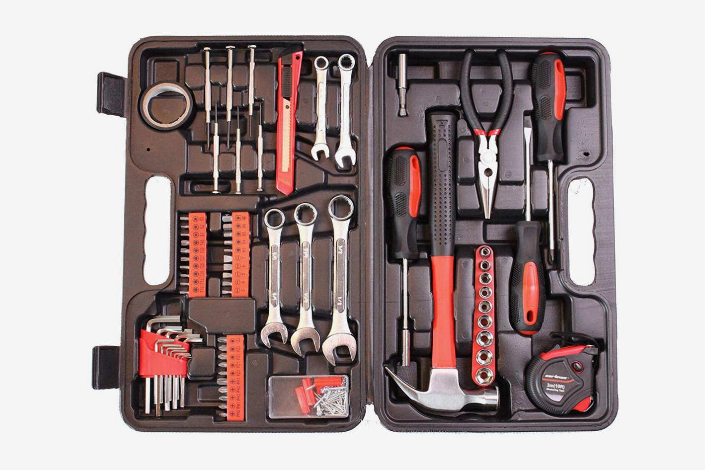 CARTMAN General Household Hand Tool Kit, 148-Piece