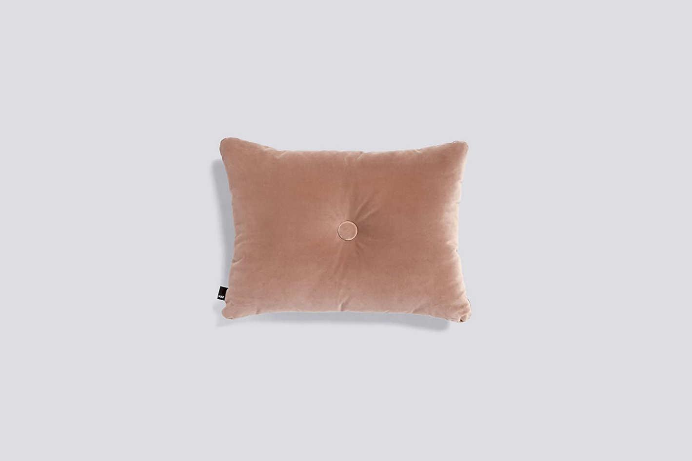 Dot Cushion Soft Velvet
