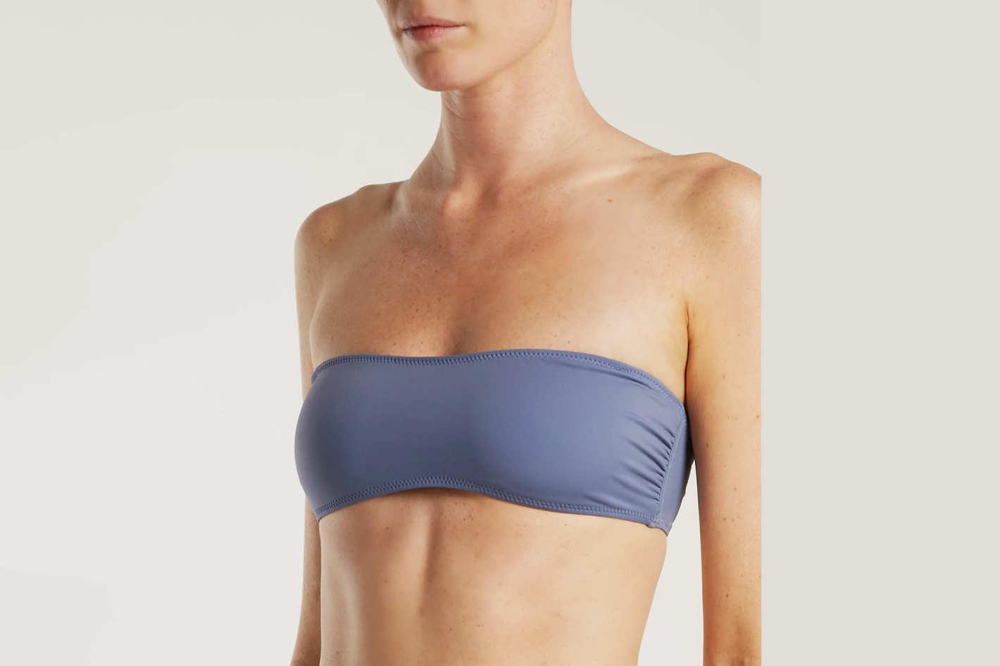 Solid & StripedThe Alexa Bandeau Bikini Top