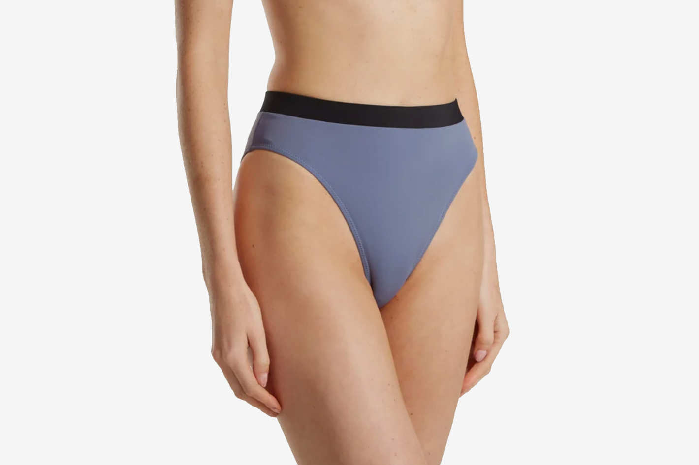 Solid & StripedThe Alexa High-Rise Bikini Bottoms