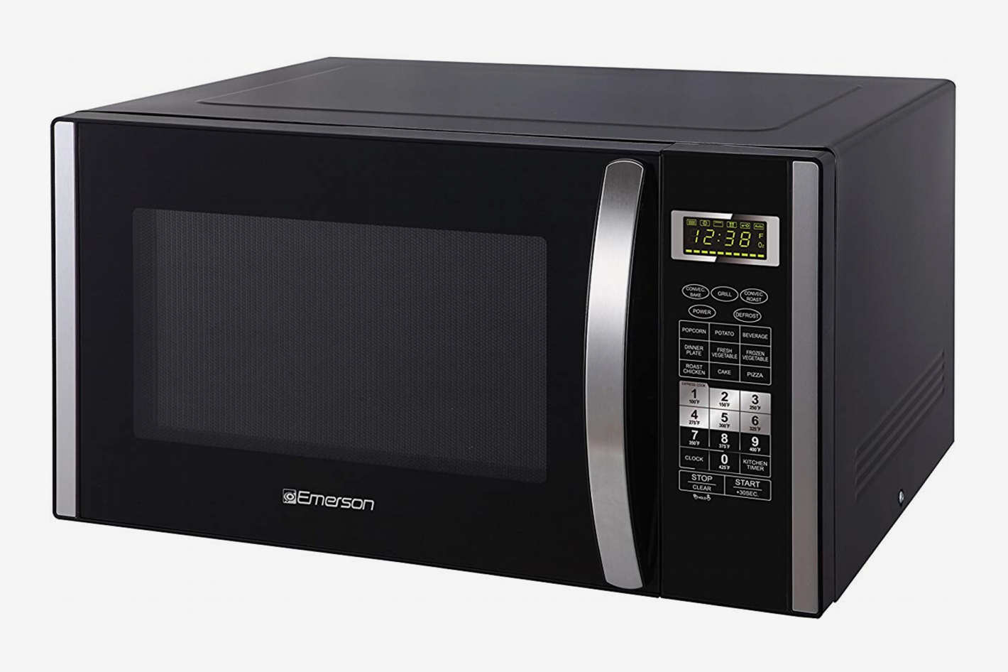Ft 1000w Convection Microwave Oven With Grill Touch Control