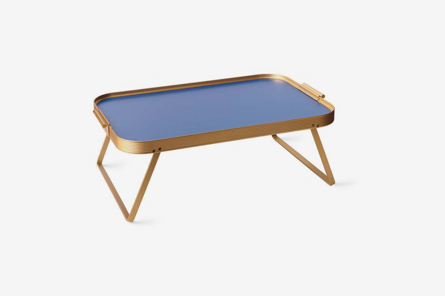 Heath Ceramics Bed Tray in Cobalt