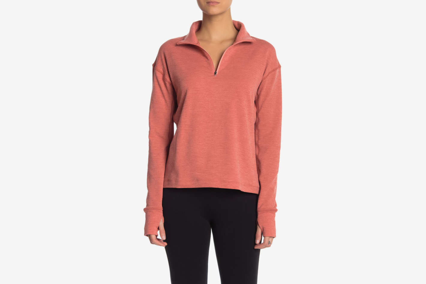 Outdoor Voices OV Fleece Half Zip Pullover
