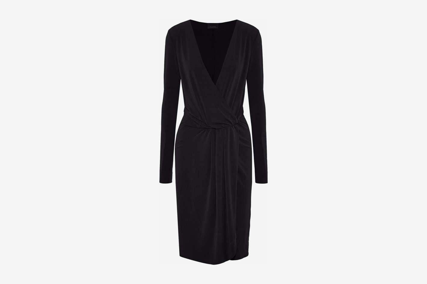 By Malene Birger Wrap-Effect Dress