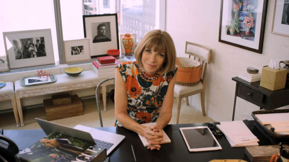 You Can Buy Anna Wintour's Office Chair Online