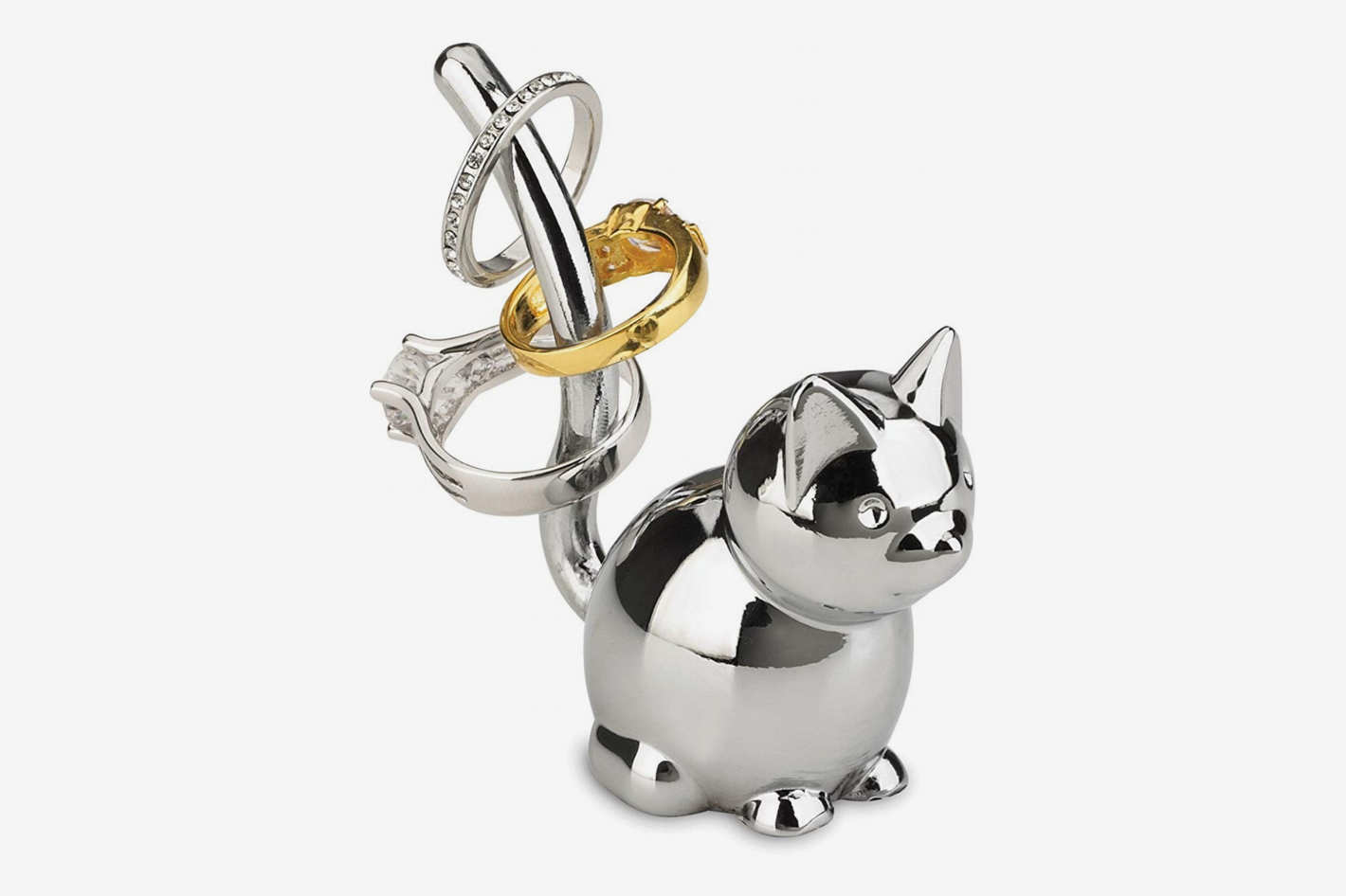 Umbra Zoola Ring Holder, Chrome