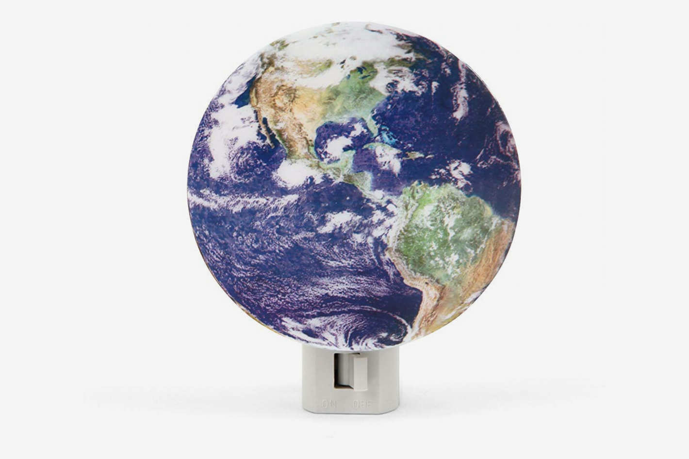 Kikkerland Earth Night Lights