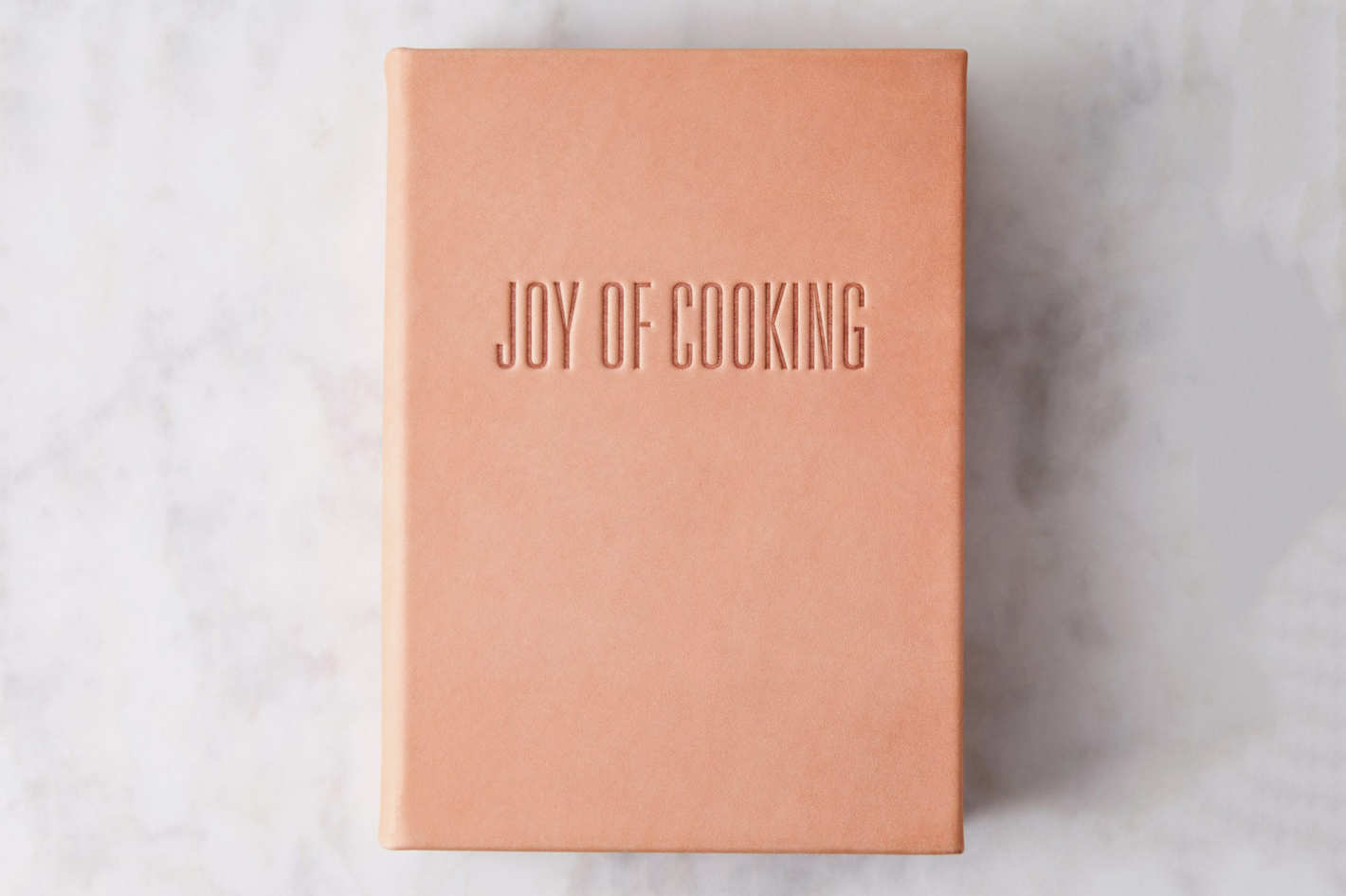 <em>Joy of Cooking, </em>Leather-Bound 75th Anniversary Edition