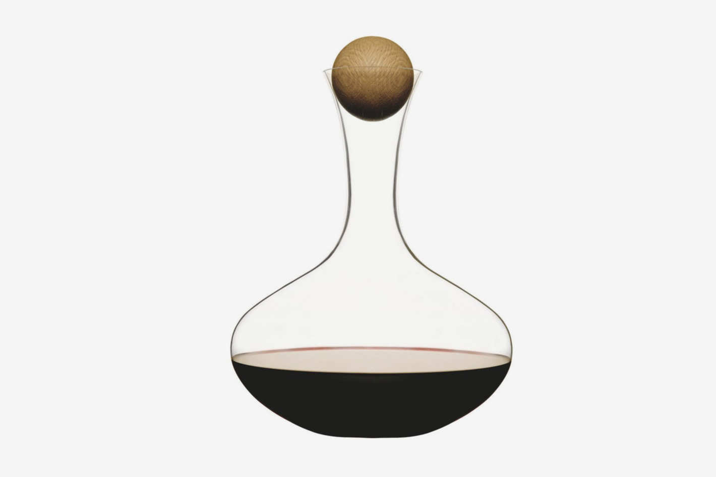 Sagaform Glass Wine Carafe