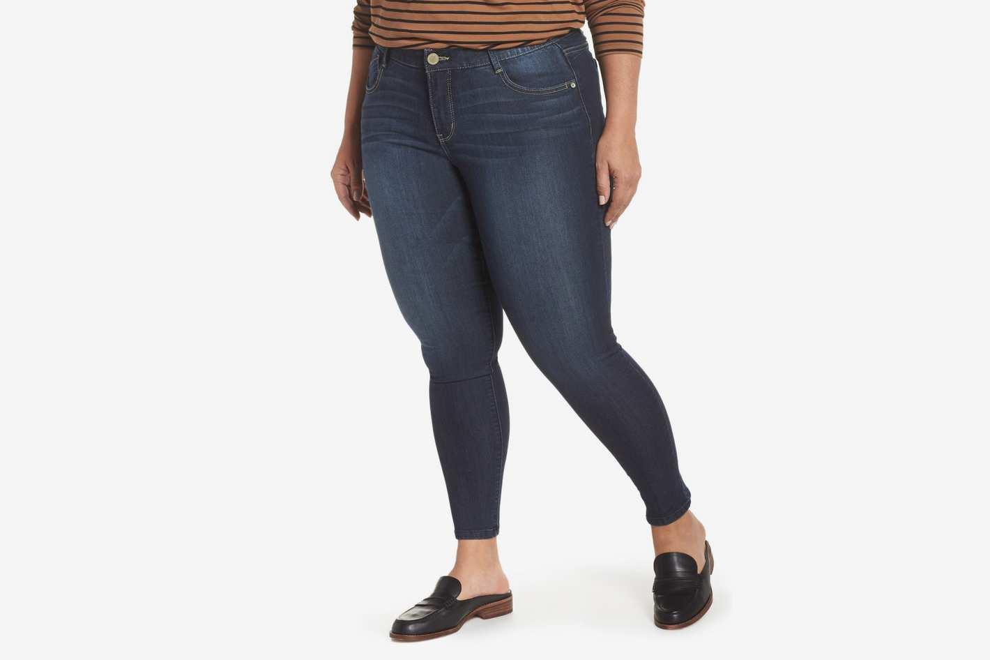 Wit & Wisdom Absolution Stretch Skinny Jeans