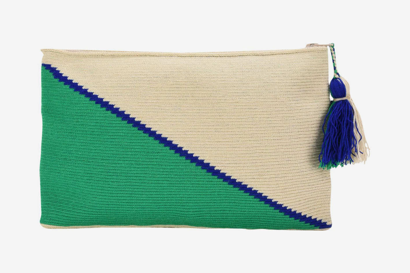 Guanabana Clutch Bag Wayuu